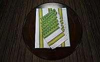Комплект столовый зеленый (190*140)