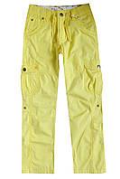 Легкие брюки-бриджи для девочки; 146, 158 размер