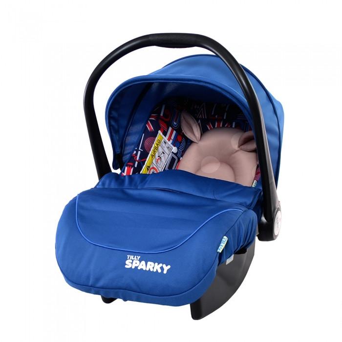 Автокресло детское от 0 до 13 кг TILLY Sparky T-511 Blue