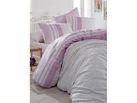 Комплект постельного белья ранфорс  Arya полуторный размер Defne