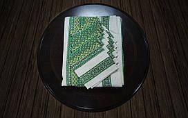 Набор столовый зеленый (230*140)