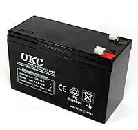 Аккумулятор UKC 12В 7А