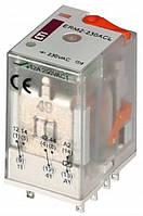 Реле электромеханическое ERM4-220 DCL 4p