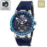 Часы Ulysse Nardin El Toro silver/blue AAA