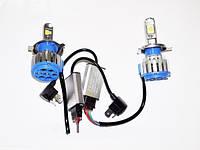 БиКсенон светодиодный Xenon Led Н4 6000к 40W, фото 3