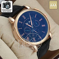 Часы A.Lange & Sohne Langematik Perpetual 0003 black/gold/black AAA