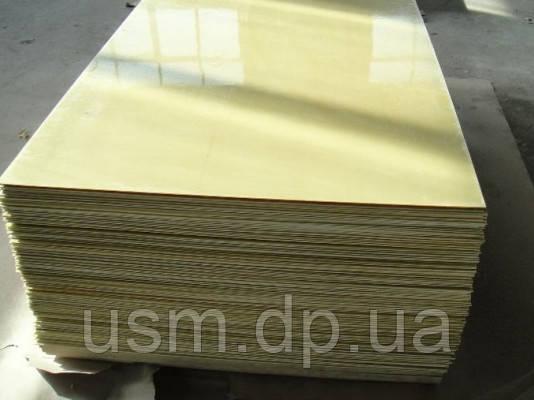 Стеклотекстолит СТЭФ 2,0 мм. листовой