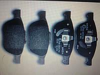 Задние тормозные колодки MAZDA 3 (BM) от 2013г.-