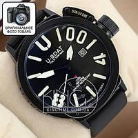 Часы U-boat Italo Fontana Classico black/black/white