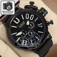Часы U-boat Italo Fontana U-1001 silver/black/black/white