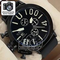 Часы U-boat Italo Fontana U-1008 black/black/white