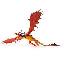 Как приручить дракона: дракон Кривоклык де-люкс с механической функцией (27 см) SM66610-2 Spin Master