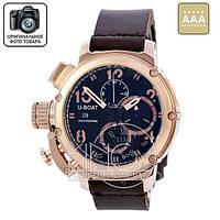 Часы U-boat Italo Fontana Chimera brown/gold/brown AAA