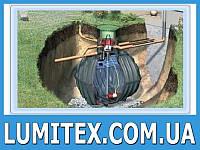 Комплект для сбора дождевой воды и подачи воды в дом (Профессиональный, 2700 л)