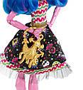 Кукла Monster High Гулиопа Джеллингтон Gooliope Jellington Shriek Wrecked Монстр Хай, фото 4