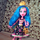 Кукла Monster High Гулиопа Джеллингтон Gooliope Jellington Shriek Wrecked Монстр Хай, фото 8