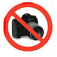 """Табличка наклейка со знаком """"Запрещено фотографировать и снимать на видеокамеру"""""""