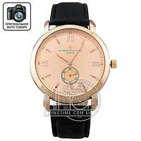Часы Vacheron Constantin rose/gold