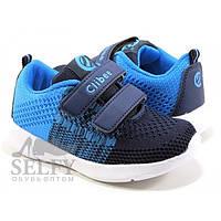 Кросівки дитячі Clibee K128blue-l.blue 26-31