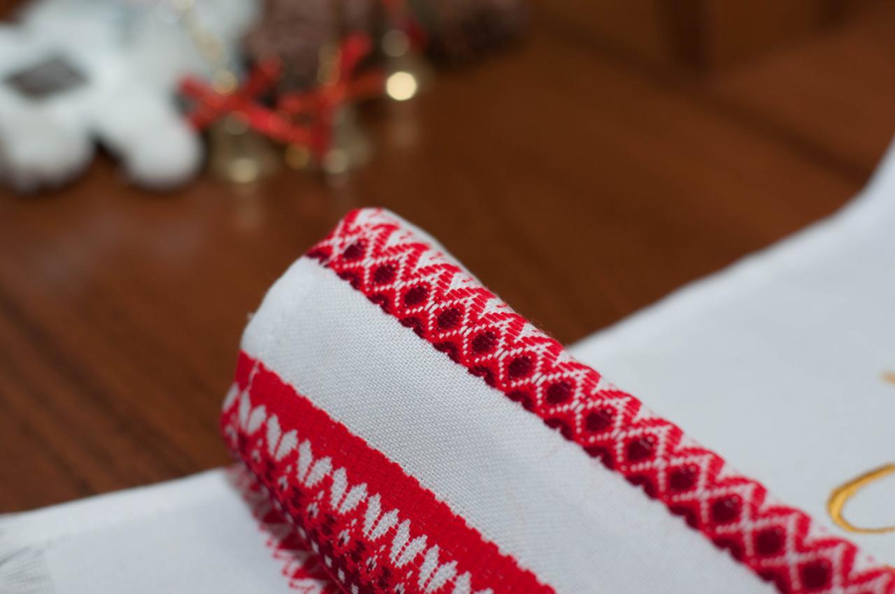Рождественский рушник 005