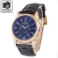 Часы Patek Philippe Geneve Mechanic black/gold/black