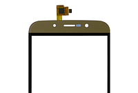 Сенсор, тачскрин телефона  UMI Rome X, S-TELL M555  золотой
