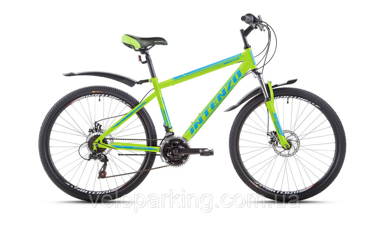 Горный велосипед Intenzo Master 26 (2017) DD new
