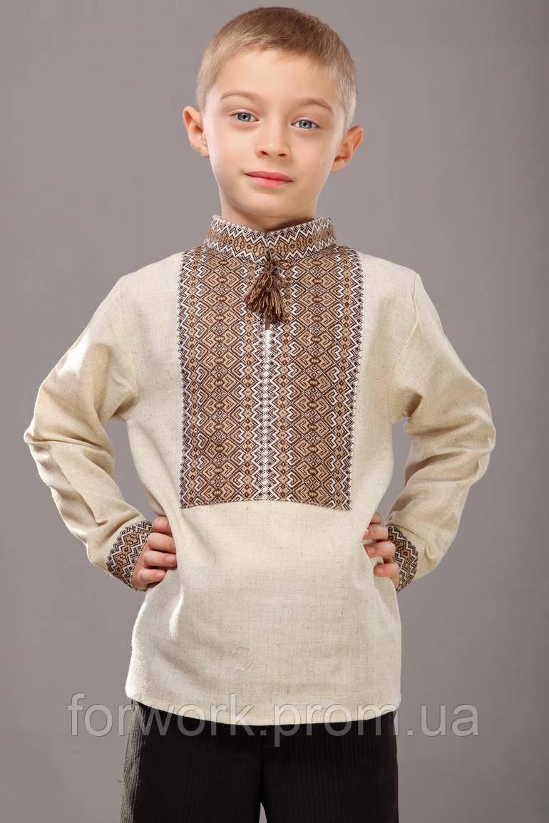 Вишита сорочка для хлопчика 004b01fdf9149