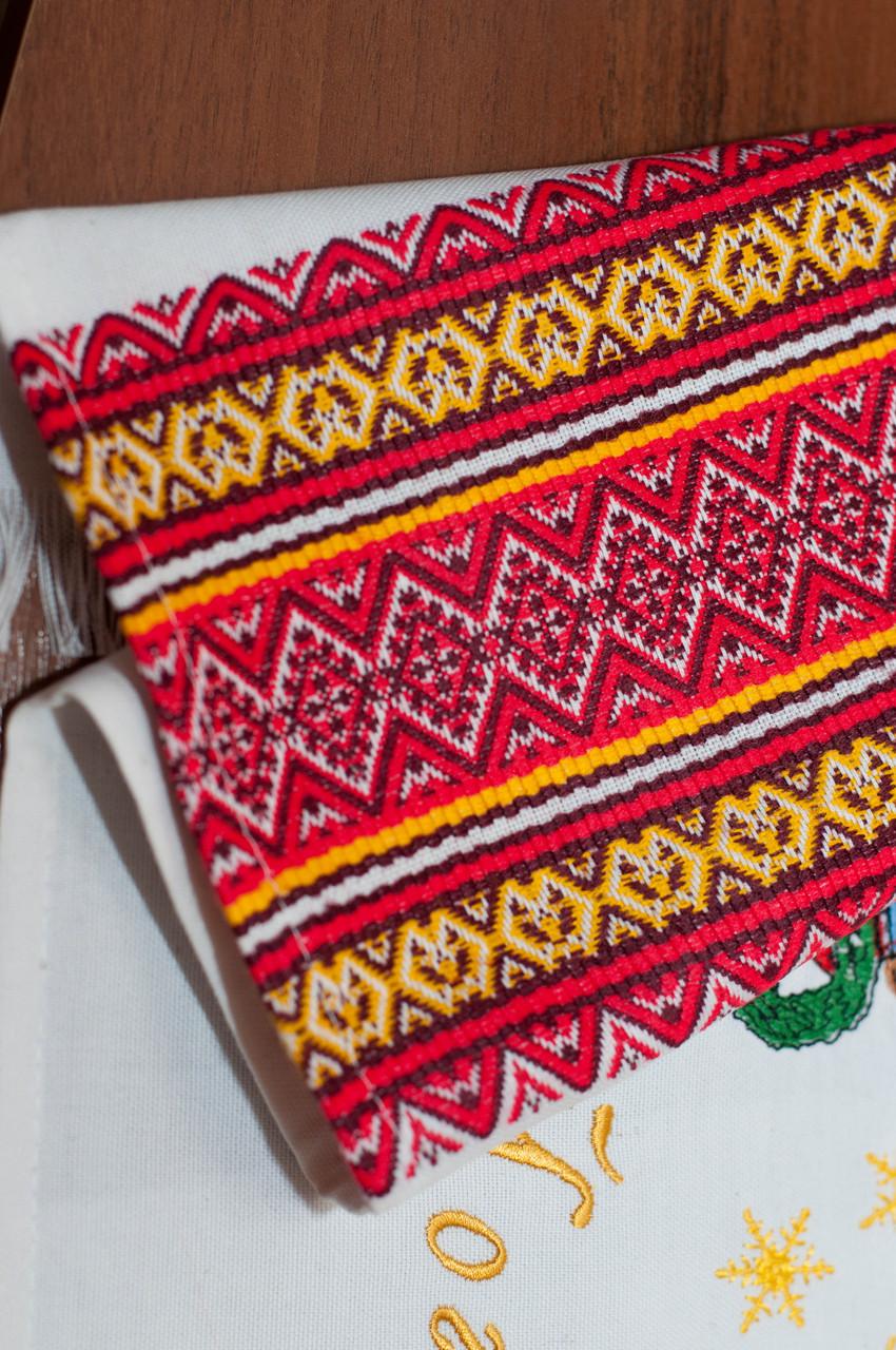 Рождественский рушник 012