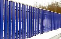 Забор из штакетника ГОРИЗОНТ. Двухсторонний!