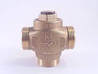 Трехходовой термосмесительный клапан HERZ-TEPLOMIX  DN-25/61°C  Австрия.