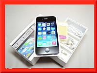 Новый IPhone 4S  С гарантией 1 мес мобильный телефон / смартфон / сенсорный  айфон /6s/5s/4s