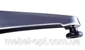 Стол ALT-12010 алюминий прямоугольная столешница из полированной нержавеющей стали для открытых площадок , фото 3