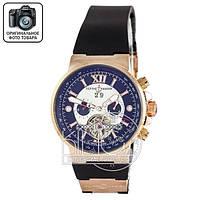 Часы Ulysse Nardin Maxi Marine Chronometer 3839 gold/black