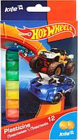 Пластилин мягкий KITE 2016 Hot Wheels 086 (HW16-086K)