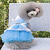 """Платье для собаки, кошки """"Принцесса на горошине"""". Одежда для собак, кошек, фото 2"""