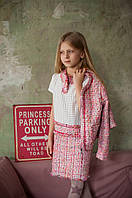 Платье Маленькая Леди  рост 98-140