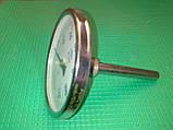 Термометр трубчатый PAKKENS Ø-100 мм./длина-100 мм./ 0-120°C град., фото 2