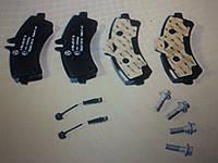 Задние тормозные колодки MERCEDES-BENZ SPRINTER, VOLKSWAGEN CRAFTER от 2006г.