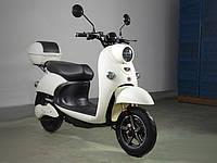 Электромопед VACCI Bike White Matte