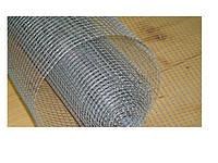 Сетка сварная штукатурная/для клеток оцинкованная 1,4 50х25 1х30 м
