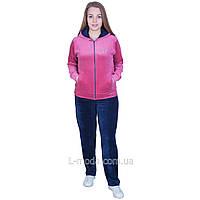 Спортивный костюм женский велюровый, фото 1
