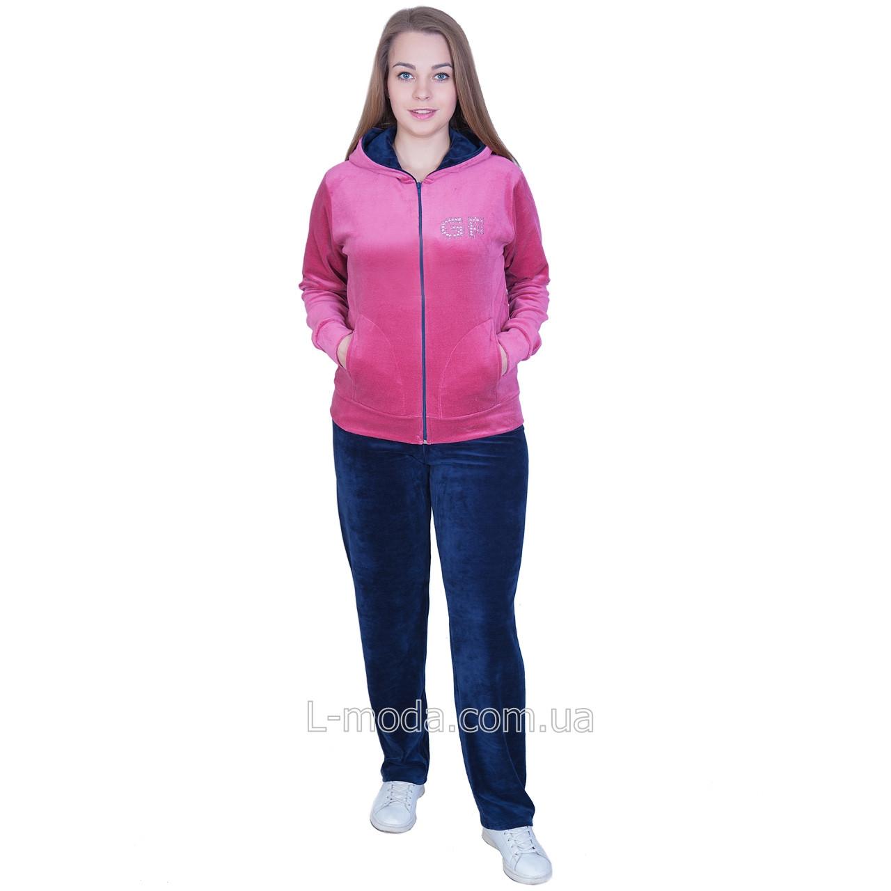 6233cc4d Спортивный костюм женский велюровый - L MODA магазин женской одежды,  производитель женской одежды и поставщик