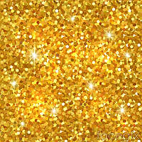 MultiChem. Глітер золотий, 1 кг. Глиттер для маникюра, тату, боди-арта, декора, ногтей, губ, глаз.