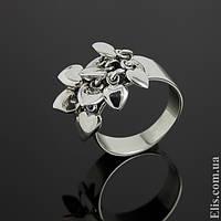 Женское серебряное Кольцо Миледи