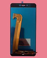 Дисплей с сенсорным экраном телефона Prestigio 3530, 3531, 7530  ,чёрный