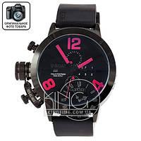 Часы U-boat Italo Fontana 4568 black/red