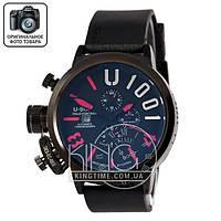 Часы U-boat Italo Fontana 4588 black/red
