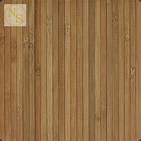 """Бамбуковые обои """"Коньяк"""" 8мм, 150см."""
