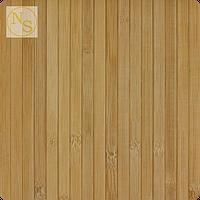 """Бамбуковые обои """"Коньяк"""" 12мм, 200см."""